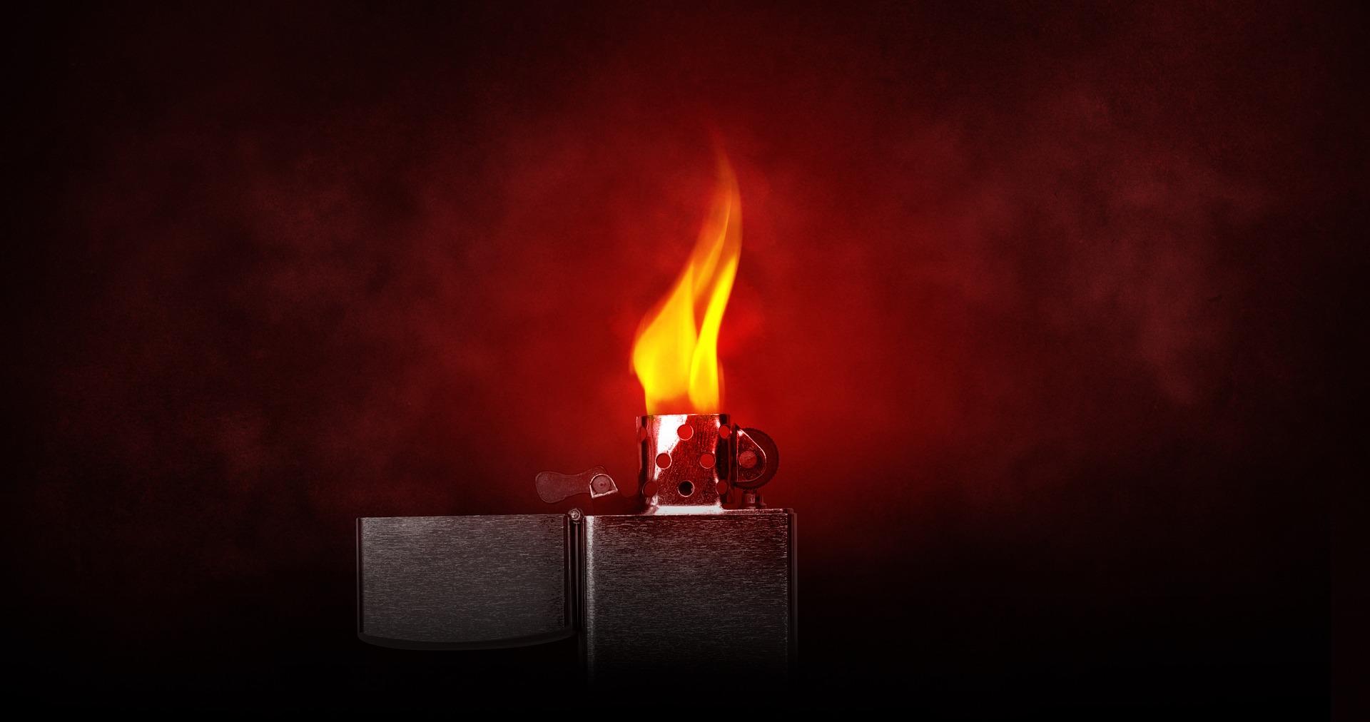 放火犯の実際の方法や手口、放火の対処方法や時効について解説!