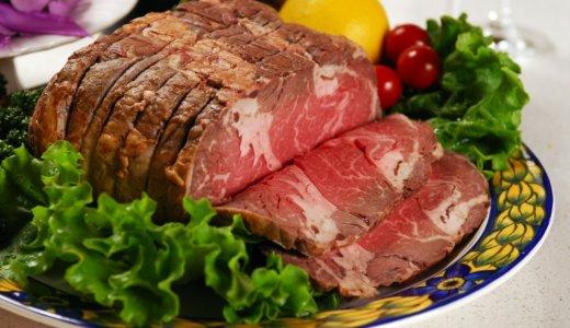 ローストビーフは子供が食べても大丈夫?食べていいのは何歳から?