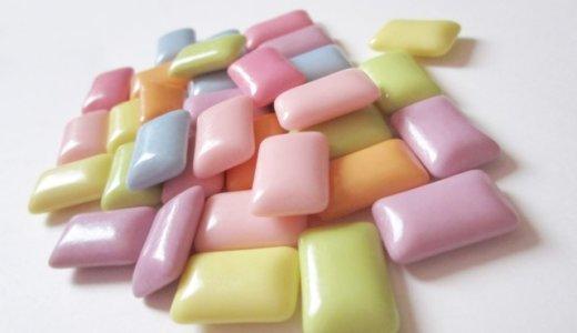 ガムは食べたら太る?ガムの成分や食べ方による体への影響
