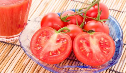 トマトの食べ過ぎは良くない?!悪影響と何個食べるのがいいの?