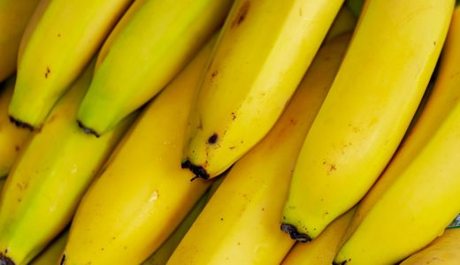 バナナの白いフワフワはカビ?対処法とおすすめの保存方法