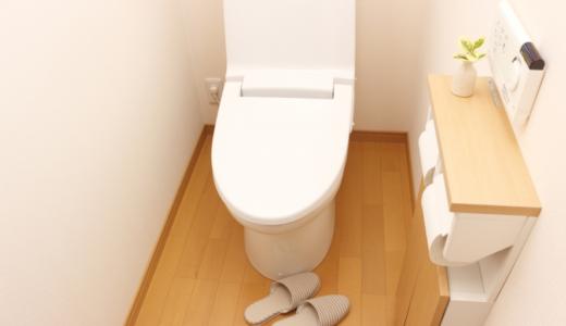 トイレにスリッパは必要?不要?衛生面・風水面から調査した結果