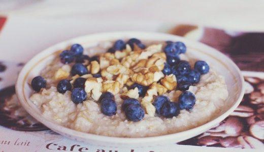 オートミールは実は太る食べ物?ダイエットにうまく取り入れる方法