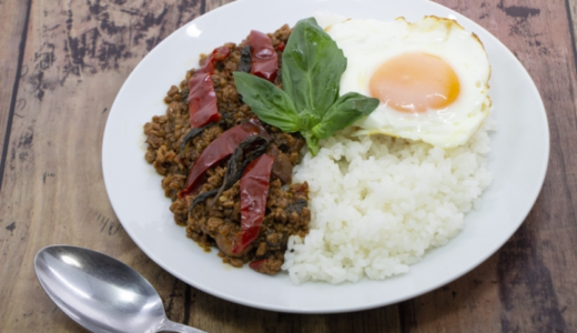 ガパオライスの正しい食べ方 | 本格レシピやテーブルマナーも解説