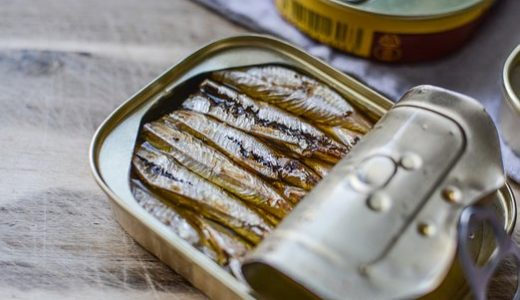 いわし缶詰の栄養は生のいわしよりも高い!7つの健康効果とメリット
