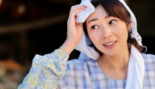 汗で前髪がびしょびしょに...6つの対処法と髪がふやけるのを防ぐ方法