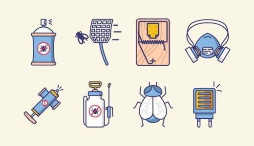 部屋から虫を確実に追い出す方法は?簡単に侵入を防ぐ方法も解説